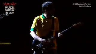 30 Seconds to Mars - Up in the Air - Live - Rock in Rio 2013