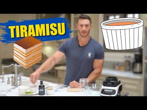 "Keto Tiramisu ""Pudding"" Recipe (5 Minutes)"