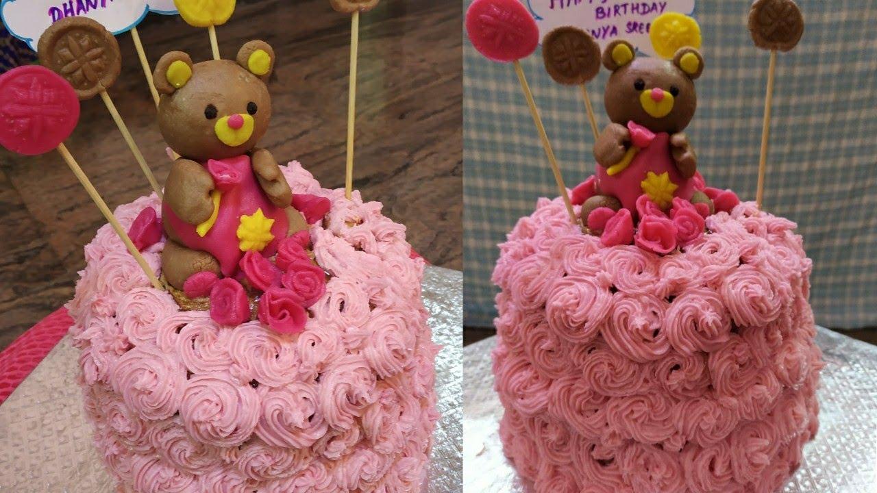Birthday Cake Without Baking Powder