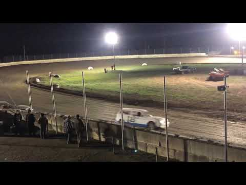 Humboldt Speedway 4/12/2019 Heat