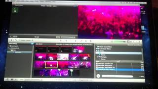iMOVIE TUTORIAL: HOW TO MAKE A MUSIC VIDEO USING iMOVIE ON A MAC,iPAD MUSI