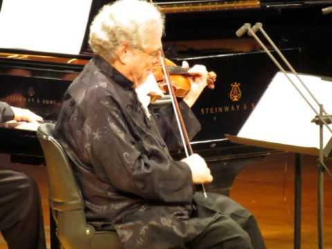 Itzhak Perlman - Franck Sonata 3