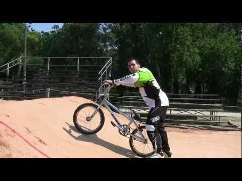 How to Race BMX: Manual