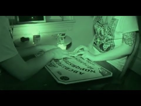Welles House Haunting - Man Attacked by DEMON Using OUIJA Board