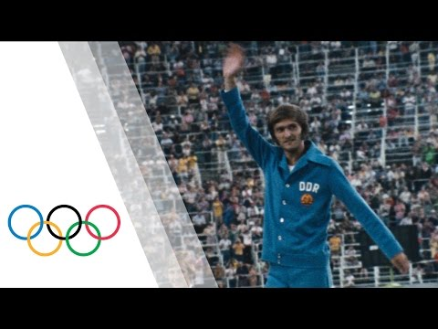 Montreal 1976 Official Olympic Film - Part 5 | Olympic History