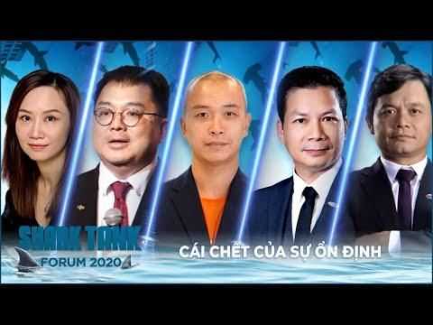 Shark Tank Forum Mùa 4 | Tọa đàm 2 - Cái chết của sự ổn định