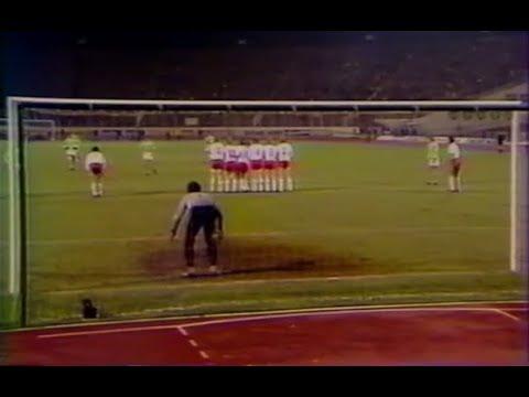 Hambourg 0-5 ASSE - 8e de finale aller de la Coupe UEFA 1980-1981