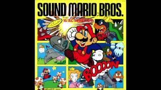 Sound Mario Bros. Track 6: Waltz For Swimming Mario