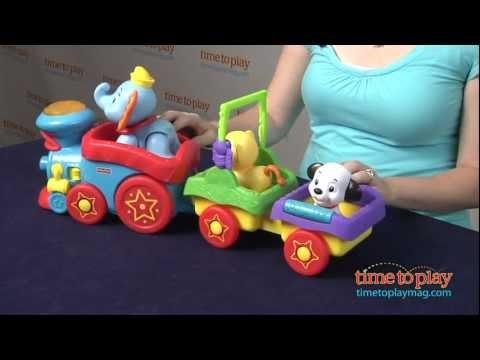 Disney Baby Sing-Along Choo-Choo From Fisher-Price