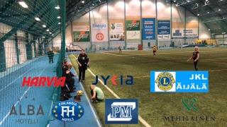 EBK SiljaLine Cup 2018: PK-35 - JyPK 2.puoliaika