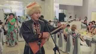 Попурри на калмыцкой домбре! Дмитрий Шараев! Свадьба в Калмыкии