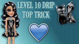 Level 10/Drip Top - Trick + Verlosung || Sallo154 - MSP