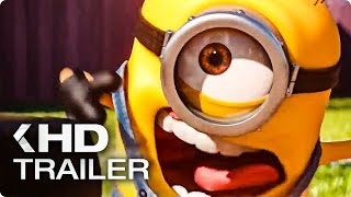 MOWER MINIONS Trailer (2016)