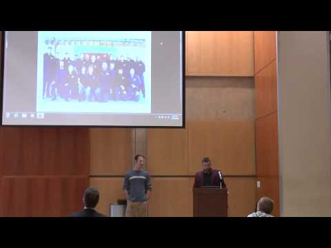 Jim Bricker & Brendan Steer - Waste Oil Recyclers - Global Entrepreneurship Week at WCU