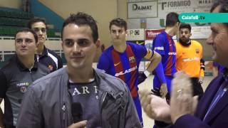 Calafell esportiu: Hoquei 19/11/2016 | Vallès CP Calafell Tot l'Any 3-1 FC Barcelona Lassa B