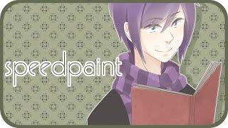 C: Arimefutakashi [Speedpaint]