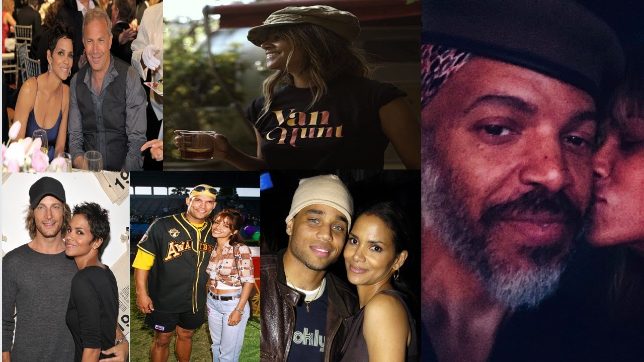 Halle Berry Confirms Relationship With Musician Van Hunt