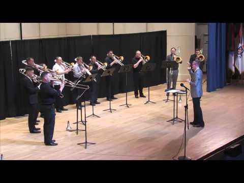 LIVE - American Trombone Workshop: Washington Trombone Ensemble