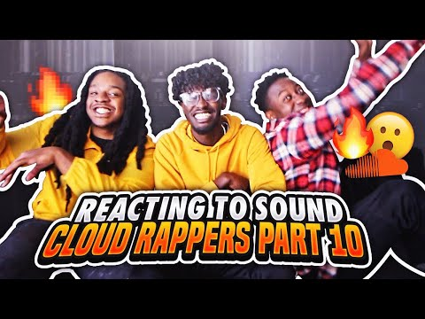 REACTING TO SOUNDCLOUD RAPPERS WHO DMED ME !!! PART 10
