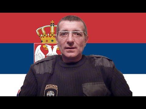 Kriminelët Serbë Prorusë Të Frikësuar Fshehin Identitetin E Tyre