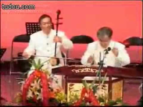 Lưu Thủy Hành Vân   Hòa tấu đàn nhị , đàn hồ   Nhạc cải lương Hồ Quảng