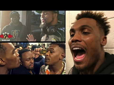 """(MAYWEATHER GYM) """"IT LOOK LIKE CHARLO FROZE UP...THATS NOT WHAT CHARLO WANT"""" (DANNY JACOBS)"""
