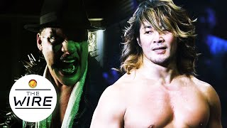 The WIRE Chris Jericho vs Hiroshi Tanahashi