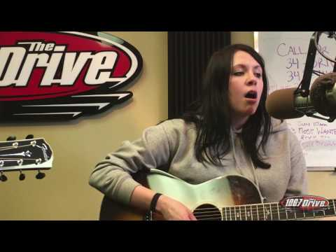 "Live At The Drive K.Flay ""Blood In The Cut"""