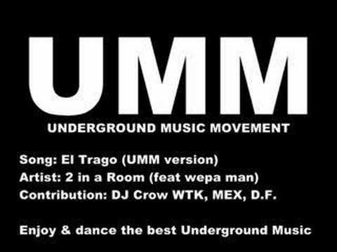 El Trago - 2 in a room feat wepa man  - UMM, UC, Rap House