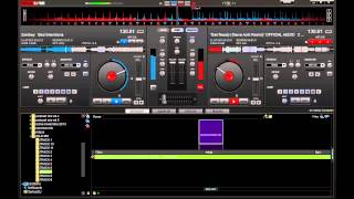 wild mix   dj blend en virtual dj