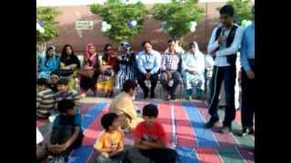 Jashn-e-Baharaan 2013 Basant at IoBM (Special Children at grand mela)