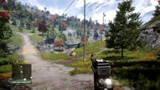 Far Cry 4 Ultra Settings PC Gameplay - Intel Core i5 3570K + GTX 760 OC #3 [FullHD]