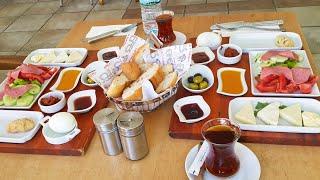 АнтиОпоздун: убить время! Завтракаем в кафе, ищем османские украшения. Измир, Турция