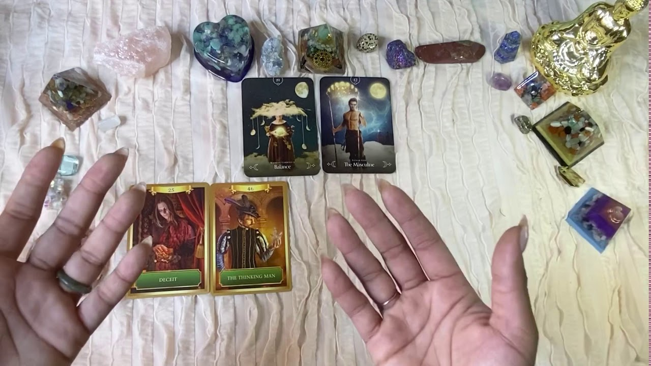 Intuitive Oracle Reading - Collective Energy 3/11/20