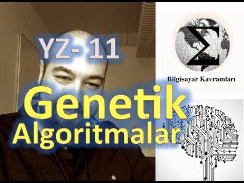 Yapay Zeka 11: Genetik Algoritmalar