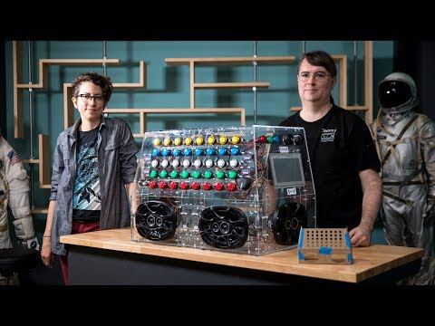 """The """"Monolith"""", a Teensy-Powered Interactive Synthesizer!"""