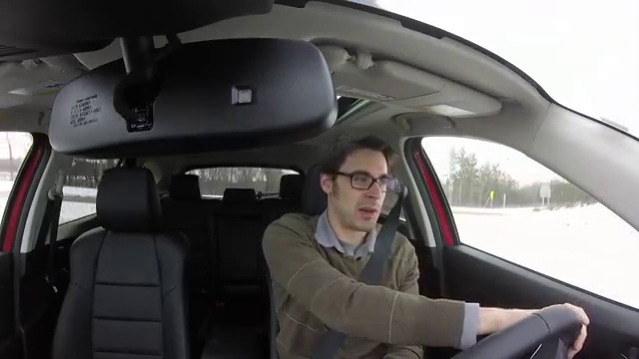 2016 5 Mazda Cx 5 Test Drive And Review Youtube