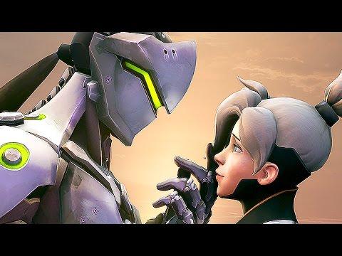 Overwatch Pelicula Completa 2016 Animaciones (Español Latino)