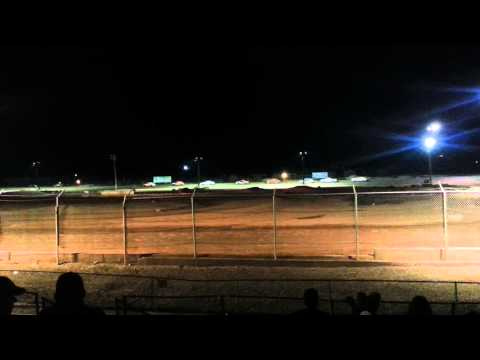 Mohave Valley Raceway Mini Stock Main Event 10/19/13