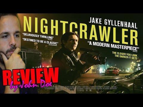 Nightcrawler (2015) - CRÍTICA - REVIEW - HD - John Doe - Jake Gyllenhaal - Dan Gilroy