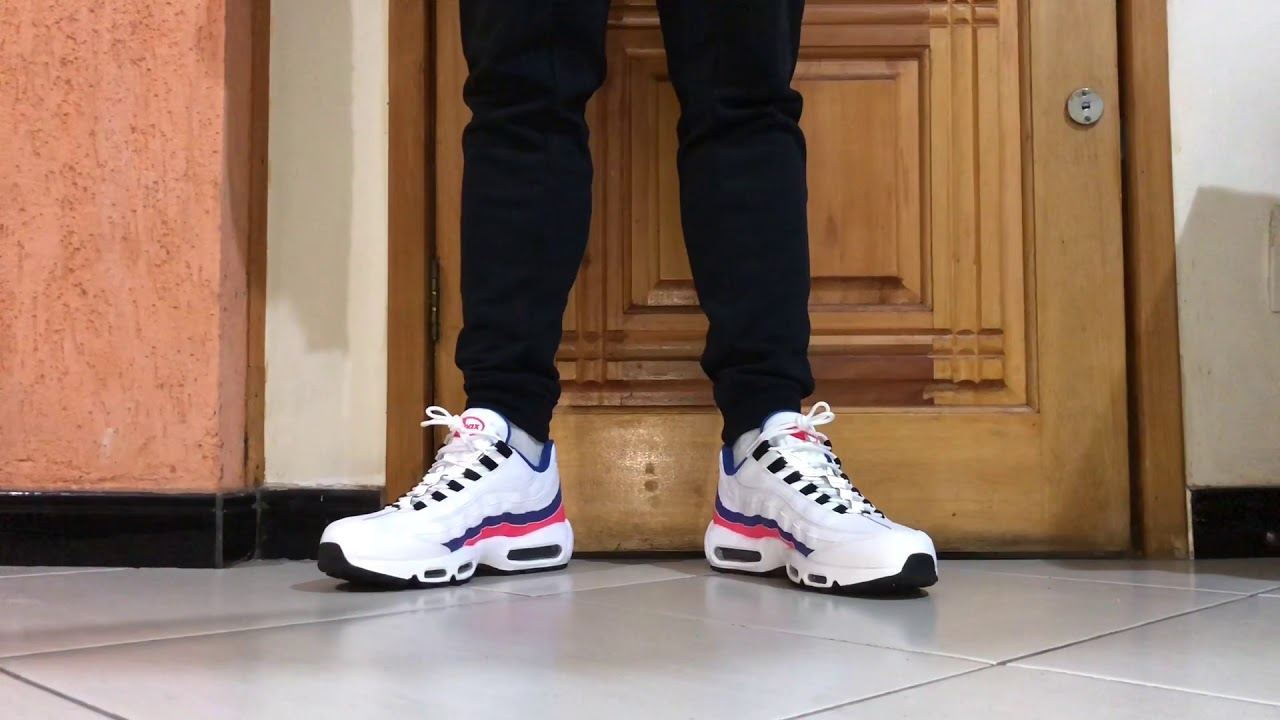 "Nike Air Max 95 Essential ""Ultramarine"""