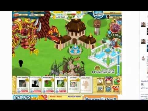 hack social empires taiji epic dragon 6500 vida 160 daño