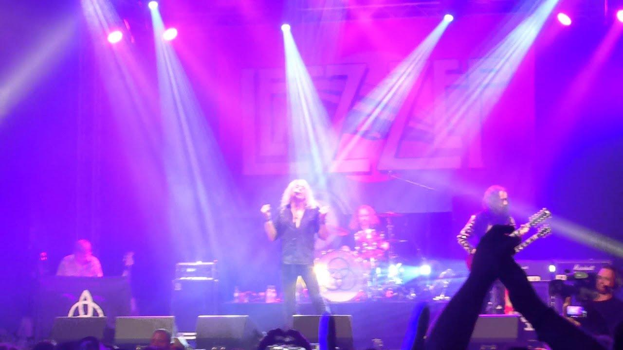 Letz Zep Stairway To Heaven (Led Zeppelin) Wacken Open Air ...