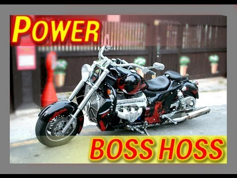 19 v8 8000cc motorcycle boss hoss burnout youtube. Black Bedroom Furniture Sets. Home Design Ideas