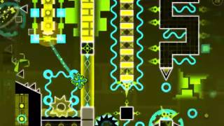 Geometry Dash - Destructive Auto - by Yakine (me) - Inspired by WOOGI1411!