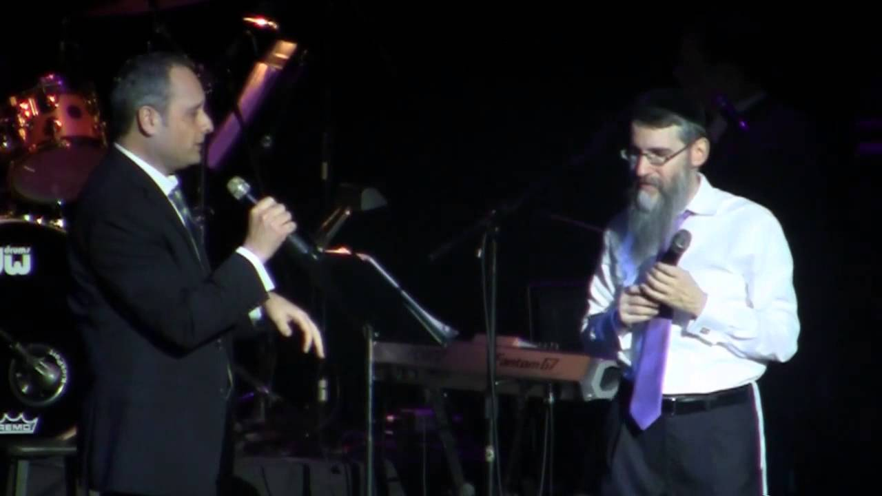 Avraham Fried in Concert with Chazzan Arik Wollheim, Tanya