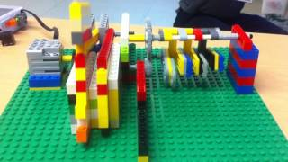 Students Make Music with LEGO® Pieces