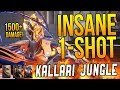 PARAGON v42 INSANE ONE SHOT KALLARI BUILD