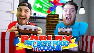 ROBLOX Abenteuer - FAT BOYS FOOD TYCOON!!!