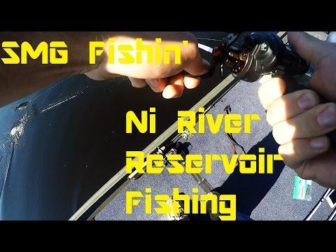 Ni River Reservoir Fishing